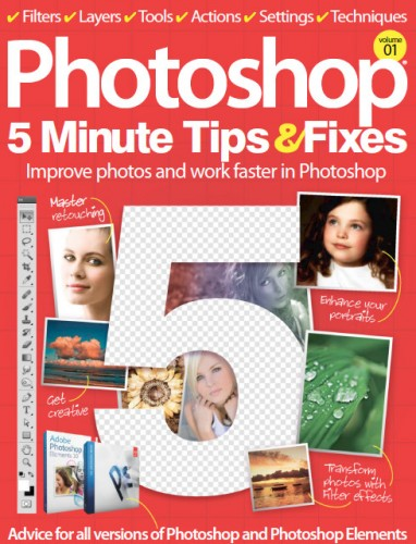 1381954861 photoshop 5 minute tips fixes volume 01 2013 مجله فوتوشاپ  اکتبر 2013