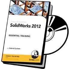 lynda solidworks 2012