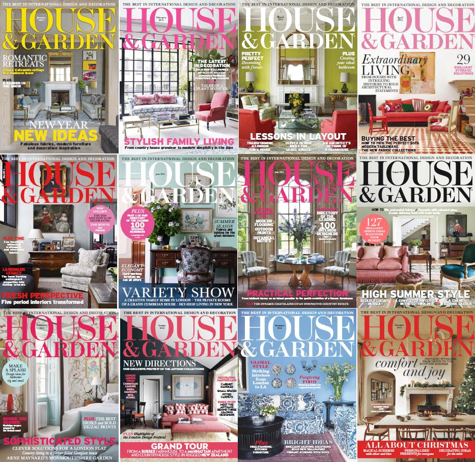 House and Garden 2015