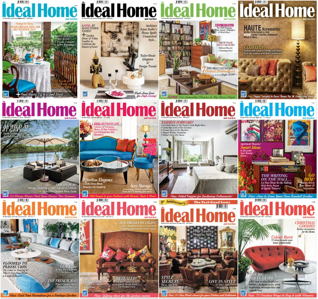 Ideal Home 2014
