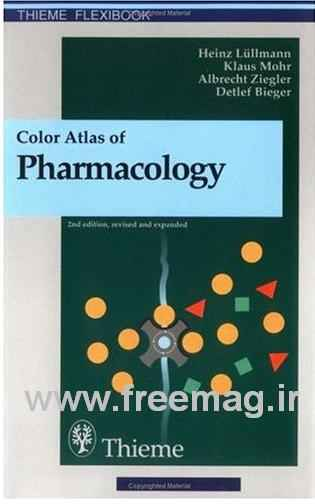 atlas of pharmacology