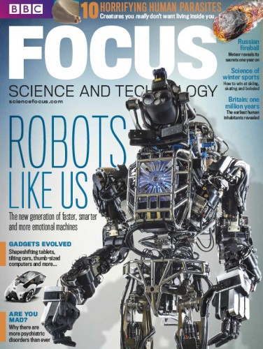 bbc focus science technology march 2014 مجله Focus مارس 2014