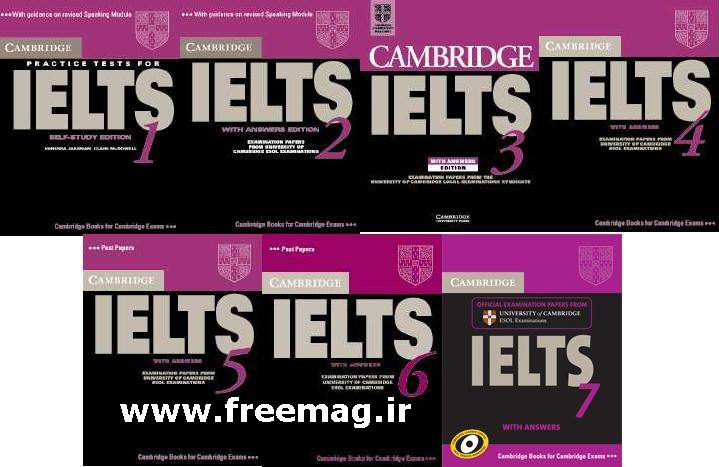 IELTS Cambridge