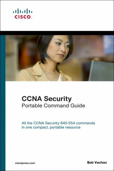 ccna security 640 554 portable command guide امنیت در CCNA