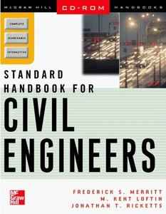 Standard Handbook for Civil Engineers on CD-R…