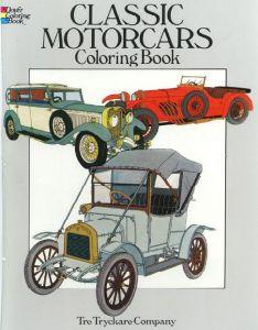 cmc 070811 کتاب کلکسیون ماشینهای قدیمی