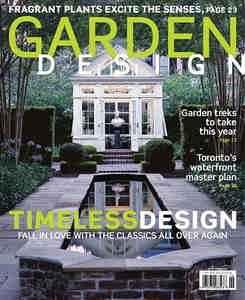 مجله طراحی باغچه ژوئن 2010