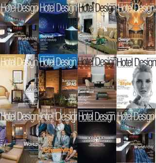 hotel design مجموعه شماره 2 مجلات معماری