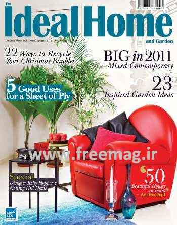 ideal home jan2011