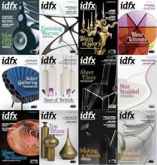 idfx مجموعه شماره 2 مجلات معماری