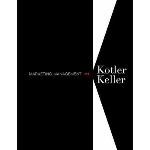 marketing management kotler e14   کتاب مدیریت بازاریابی کاتلر   ویرایش 14