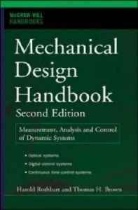 mechanical design handbook rothbart pdf