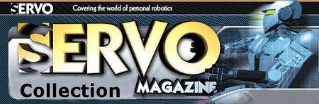 مجموعه مجلات SERVO