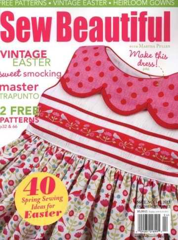 sew april2012 مجله خیاطی آوریل 2012