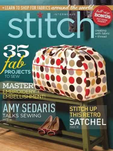 stitch fall 2013 مجله خیاطی پائیز 2013