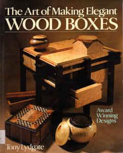 هنر ساخت جعبه های زیبای چوبی