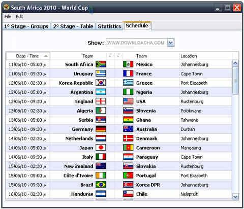 جام جهانی 2010